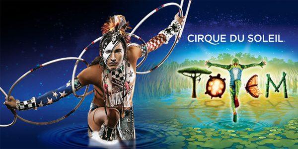 Totem, Cirque du Soleil in Alicante