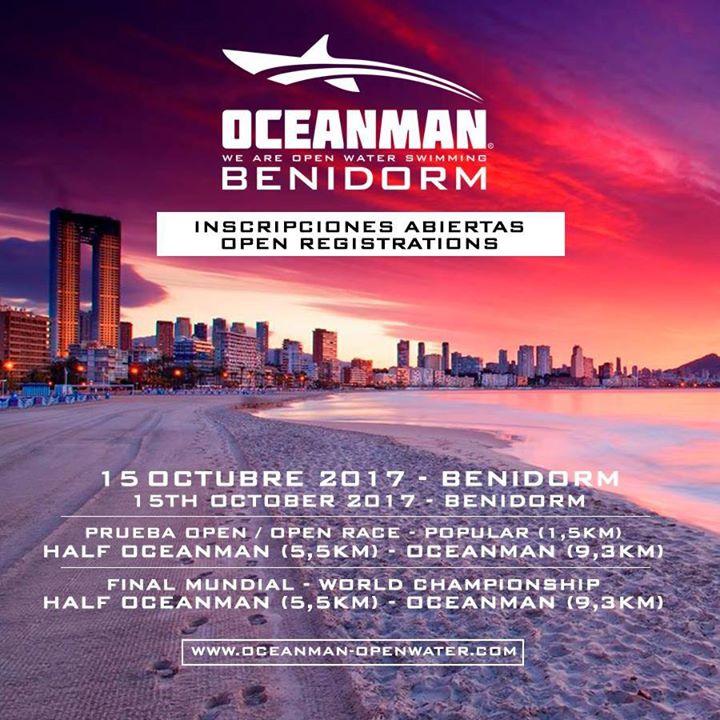 Travesia Benidorm Oceanman