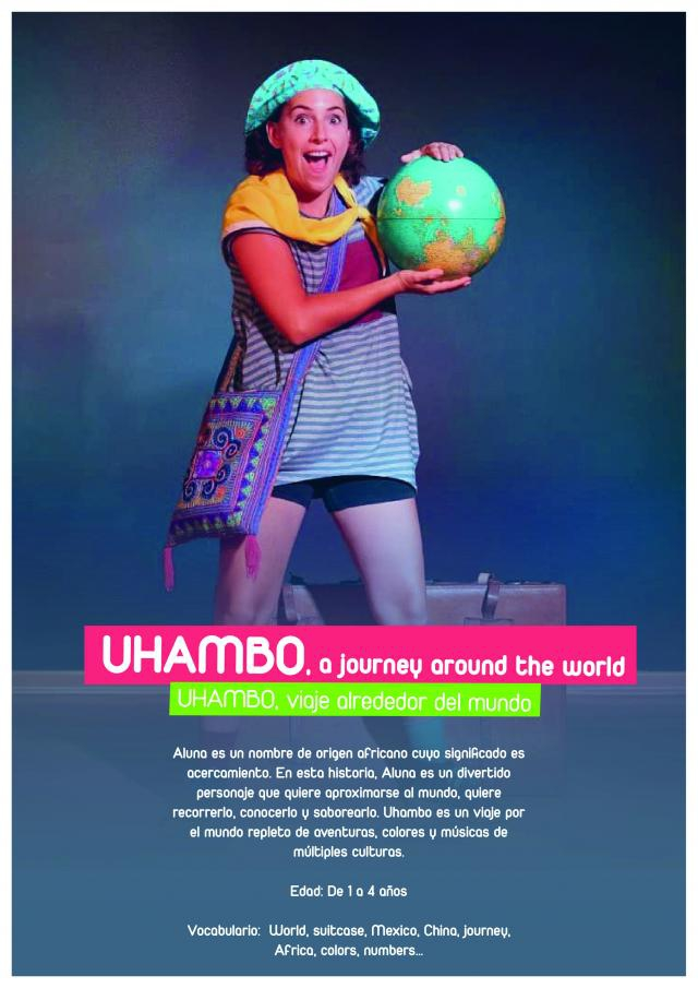 Uhambo, A Journey Around The World, in Alicante