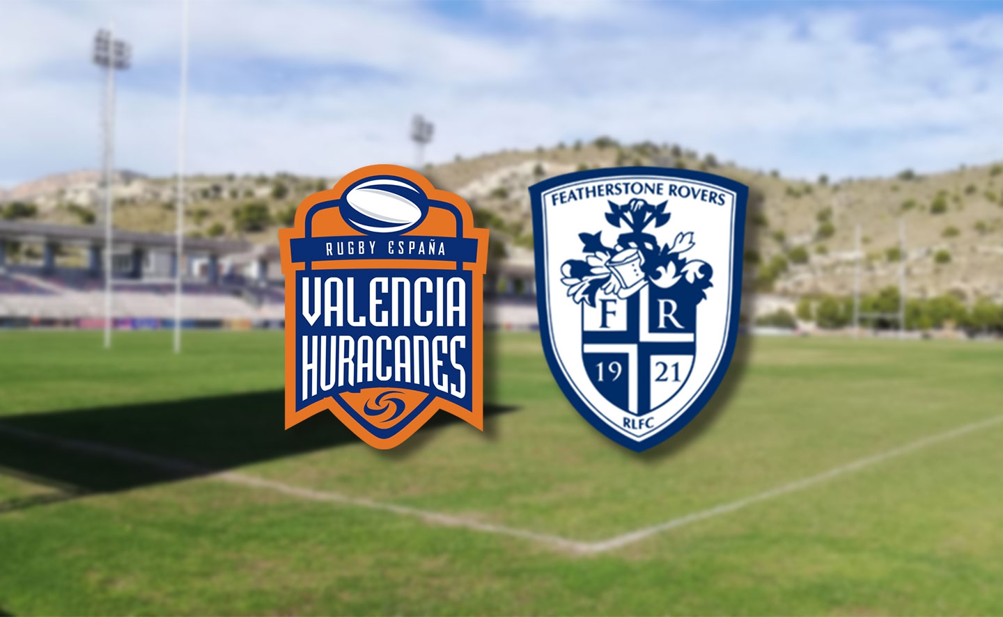 Valencia Huracanes v Featherstone Rovers Launch Match