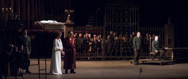 Verdi's Macbeth in Alicante