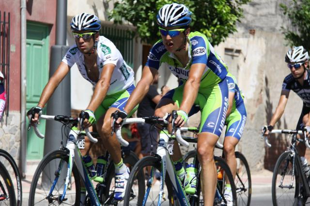 La Vuelta a España on the Costa Blanca