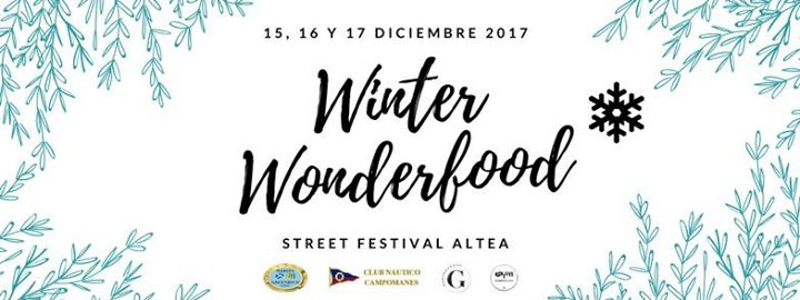 Winter Wonderfood Altea