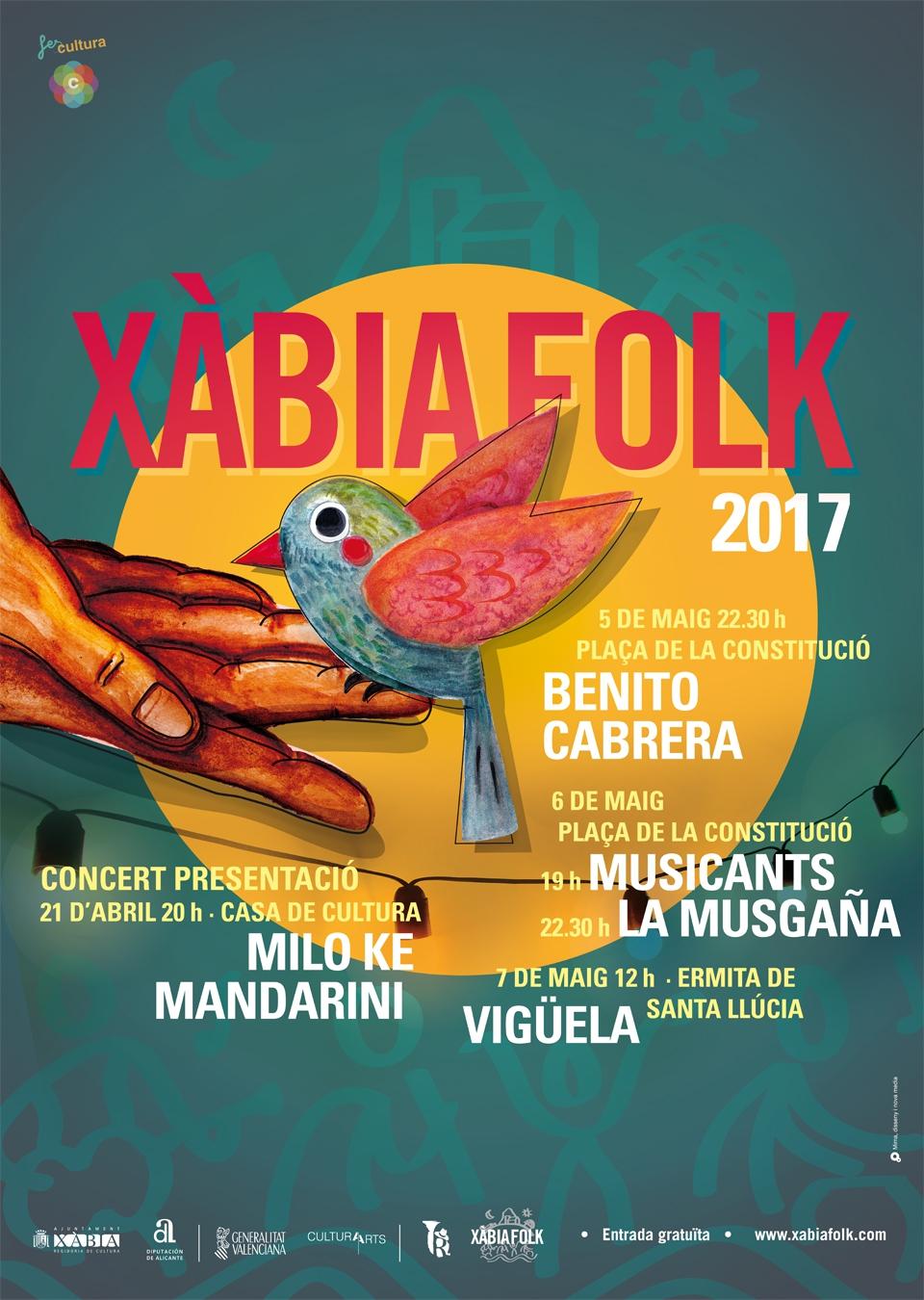 Xabia Folk 2017