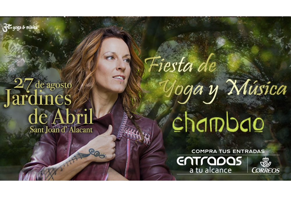 Yoga and Music in Alicante