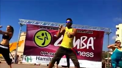 ZUMBA Masterclass ELITE GYM