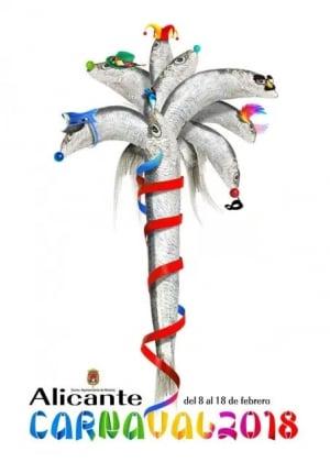 Alicante Carnival 2018