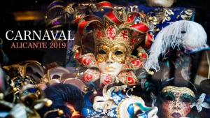 Alicante Carnival 2019