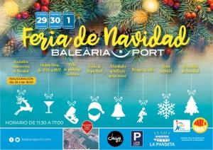 International Fair & Christmas Fair In Denia