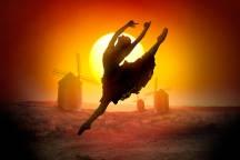 Don Quixote ballet in Ondara