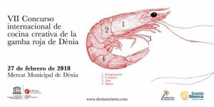 Denia Red Prawn Cookery Competition