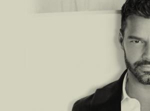 Ricky Martin in Benidorm