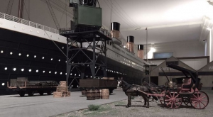 Titanic: The Reconstruction in Alicante
