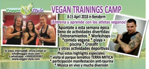 Vegan Training Camp