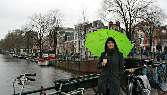 Meet a Local Amsterdam Expert - Ashley Howe