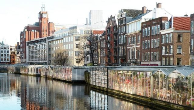 The Markets of Amsterdam