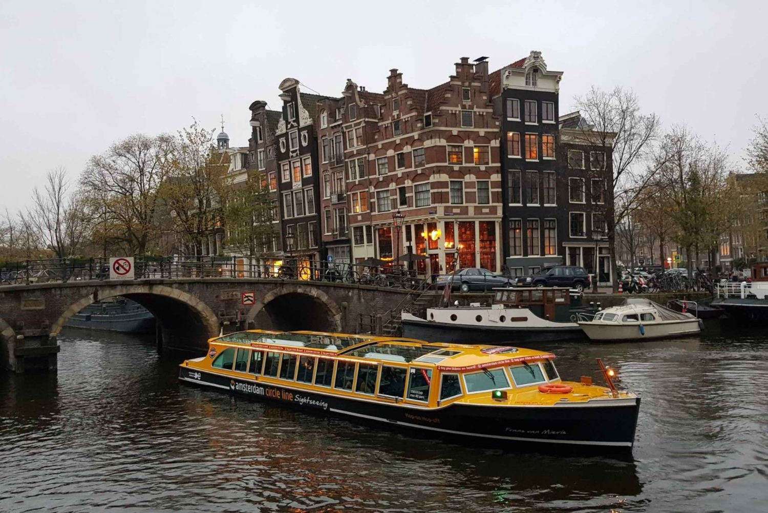 amsterdam circle line sightseeing