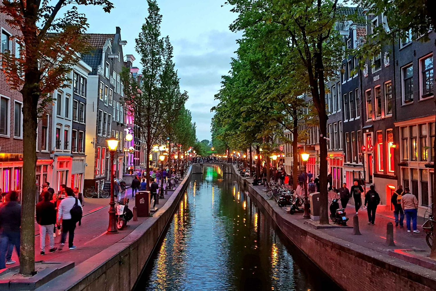1.5–Hour Red Light District Daytime Walking Tour