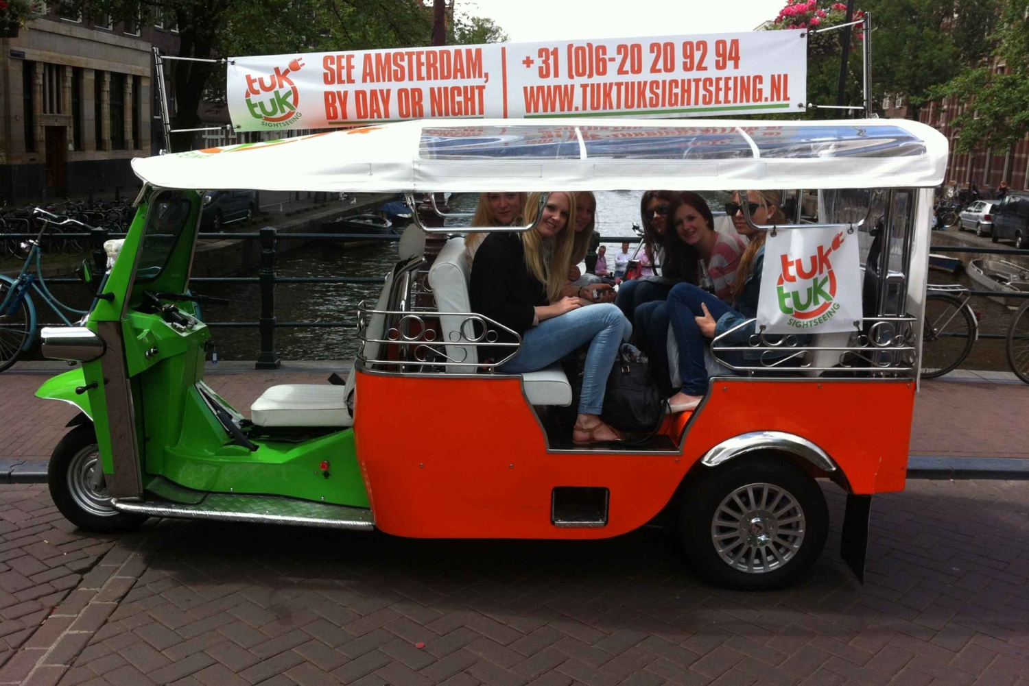 1-Hour Tuk Tuk City Sightseeing Tour