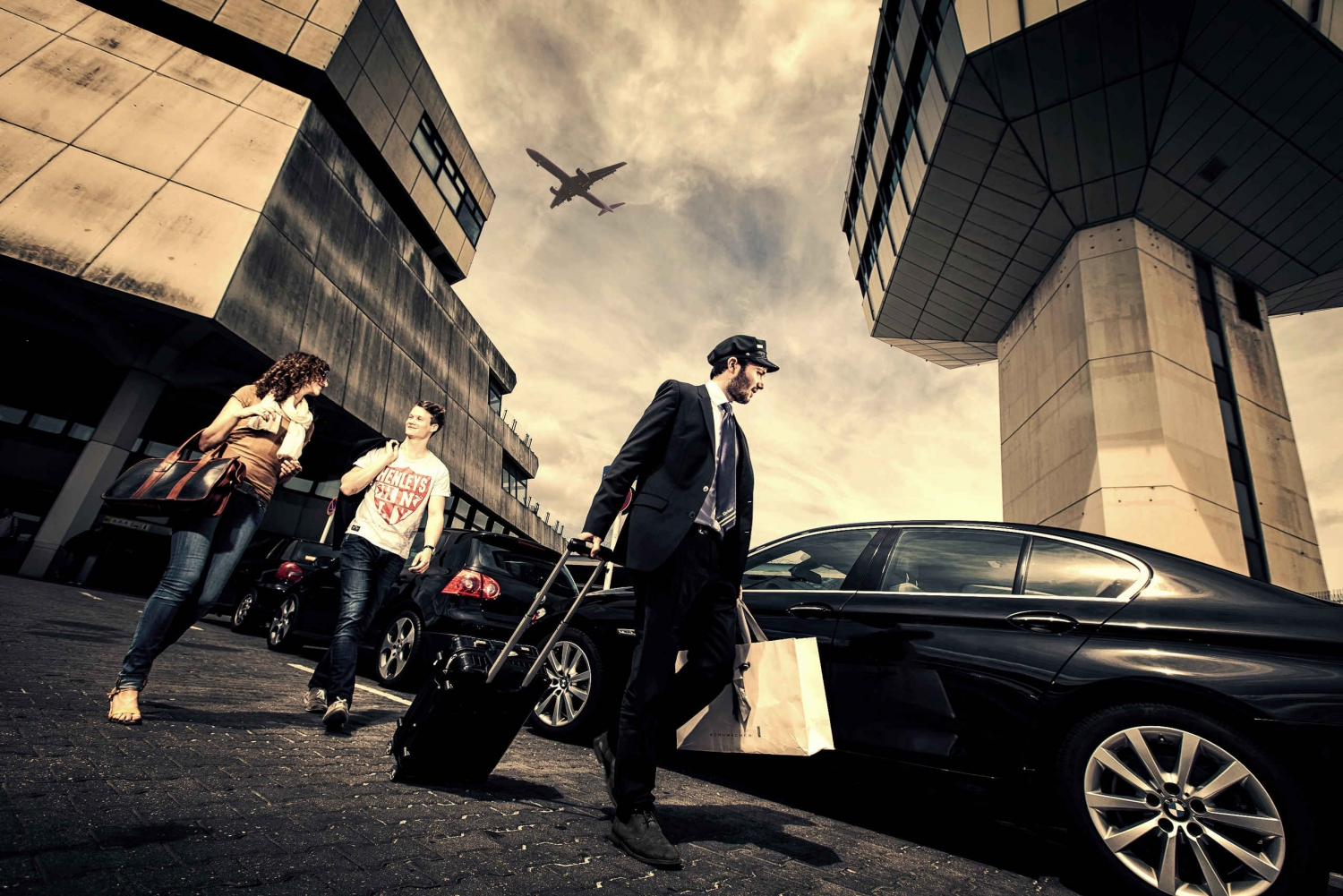 1-Way Private Airport Transfer