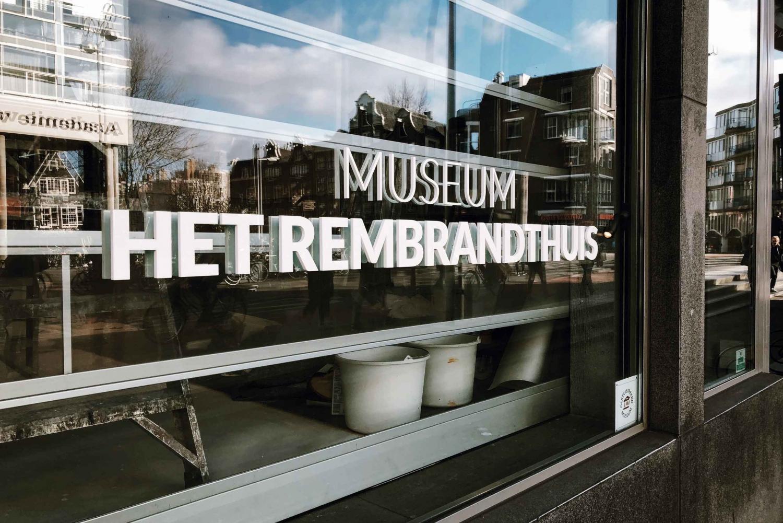 2.5-Hour Rembrandt Skip-The-Line Walking Tour