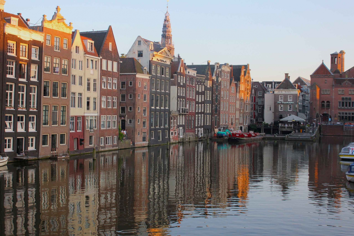 2-Hour Best of Amsterdam Walking Tour