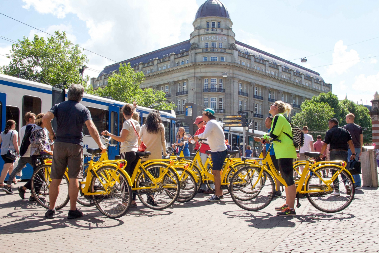 2-Hour Bike Tour of Amsterdam