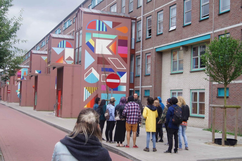 2-Hour H-Buurt Street Art Murals Tour