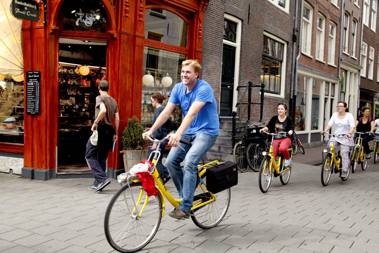 3-Hour Amsterdam Bike Tour