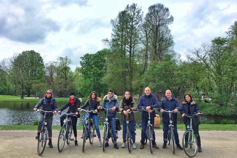 3-Hour Bike Tour in Italian