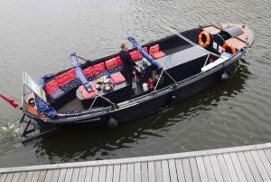 3-Hour Private Beer Bike & Beer Boat Package