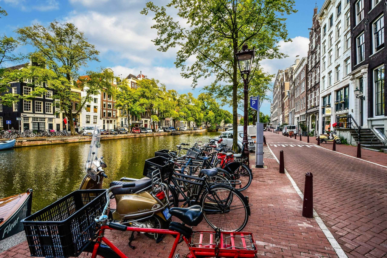 3-Hour Private Bike Tour of the City Center
