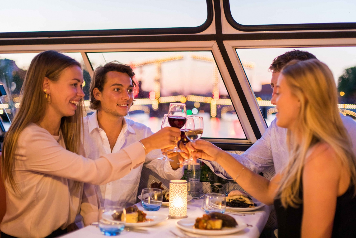 4-Course Dinner Cruise