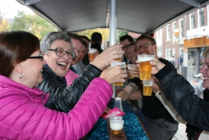 Amsterdam 1.5-Hour Private Beer Bike Experience