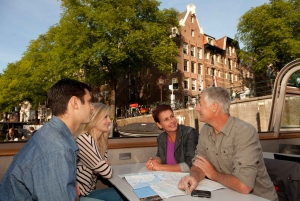 Amsterdam: 100 Highlights 1-Hour Canal Cruise