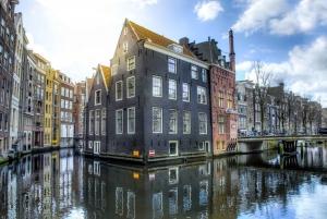 Amsterdam 2-3-Hour Layover Tour