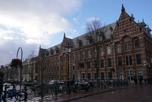 Amsterdam: 2-Hour Financial History Tour
