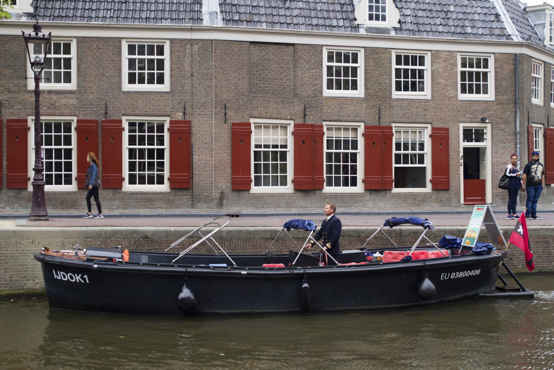 Amsterdam 2-Hour Private Tapas Cruise