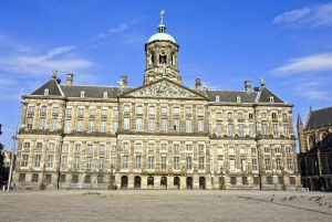 Amsterdam: 3-Hour Private Highlights City Tour by Minivan