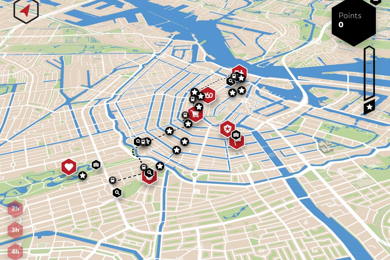 Amsterdam Adventure City Game
