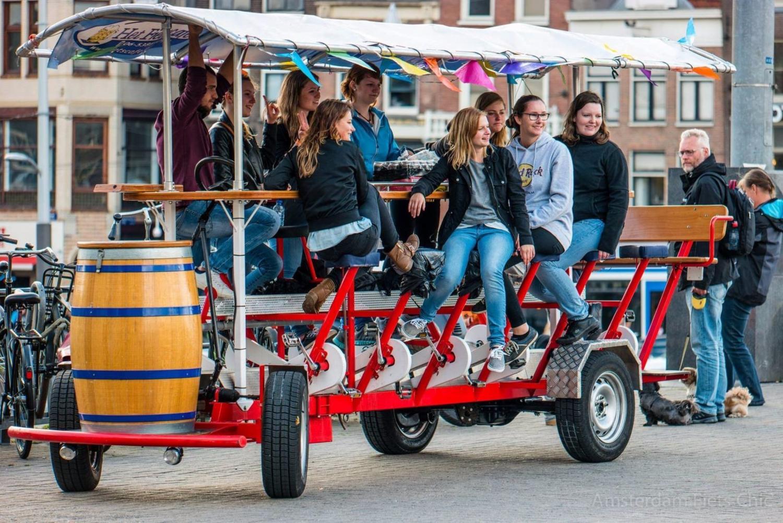 Amsterdam Bubbly Bike