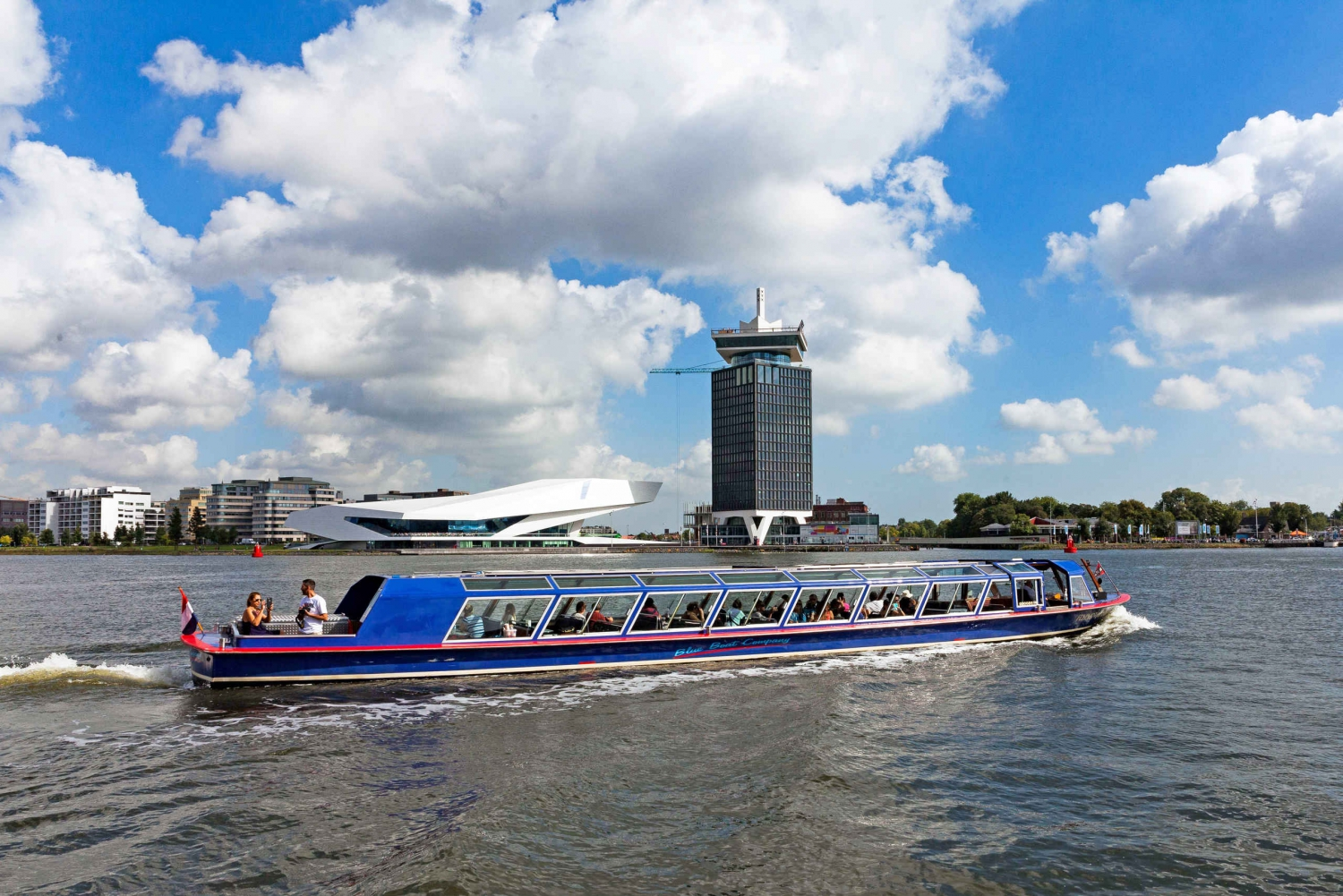 Amsterdam Canal Cruise and Maritime Museum Combined Ticket