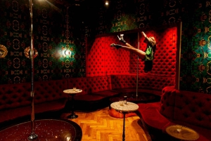 Amsterdam: Canal Cruise and Stripclub Tour