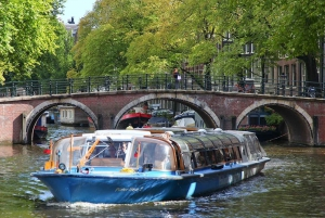 Amsterdam City Private Orientation Walking Tour