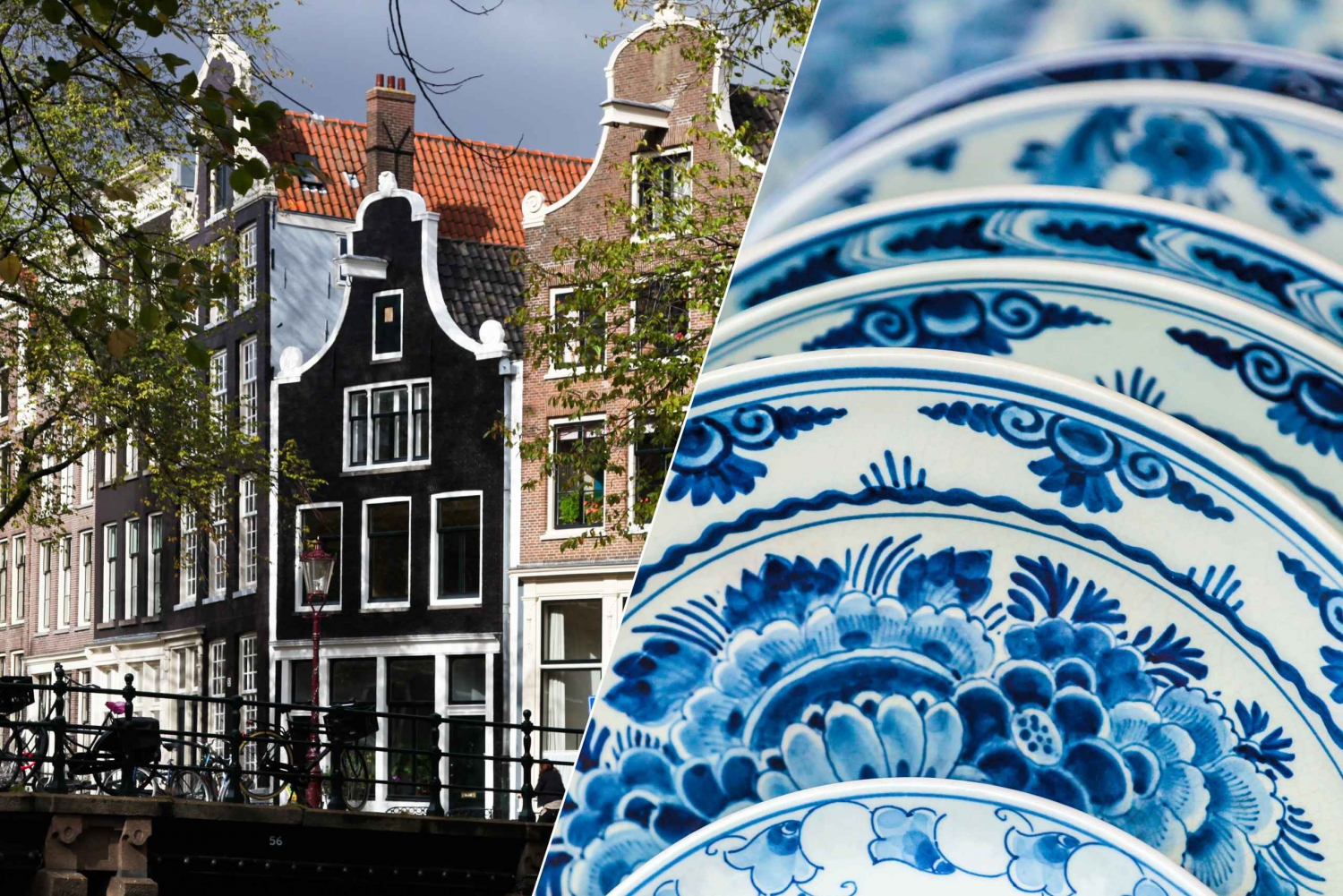 Amsterdam, Delft & The Hague Full-Day Tour