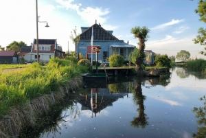Amsterdam: Dutch Countryside Sunset Canoe Tour