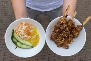 Amsterdam: Food Cruise with Open Bar