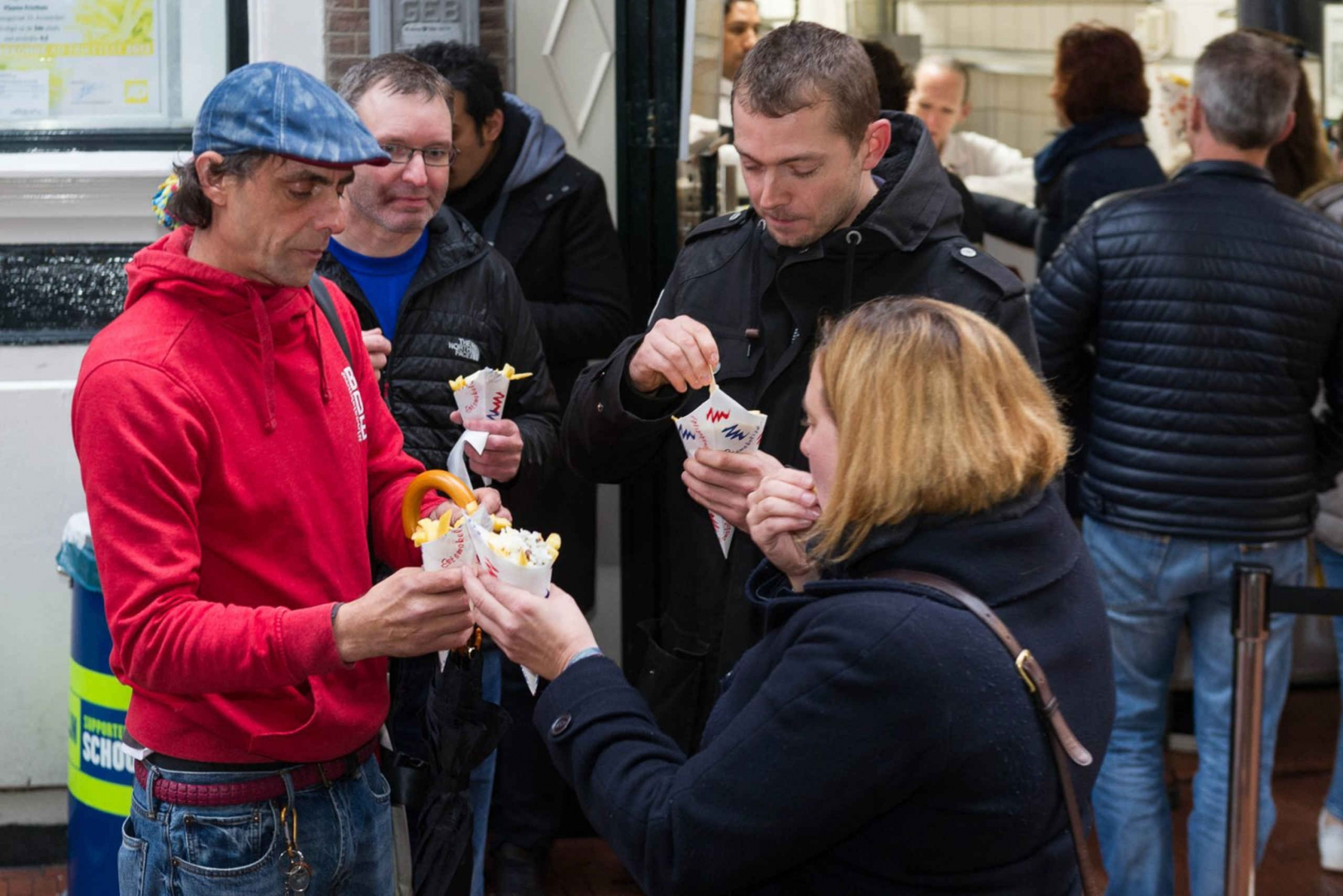 Amsterdam Food Tour by Foot, with a Local
