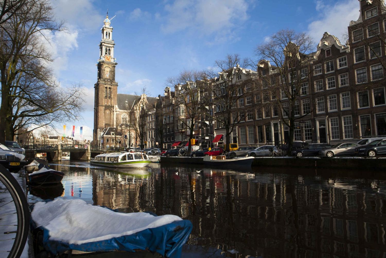 Amsterdam Hop-On Hop-Off Boat 48-Hour Ticket