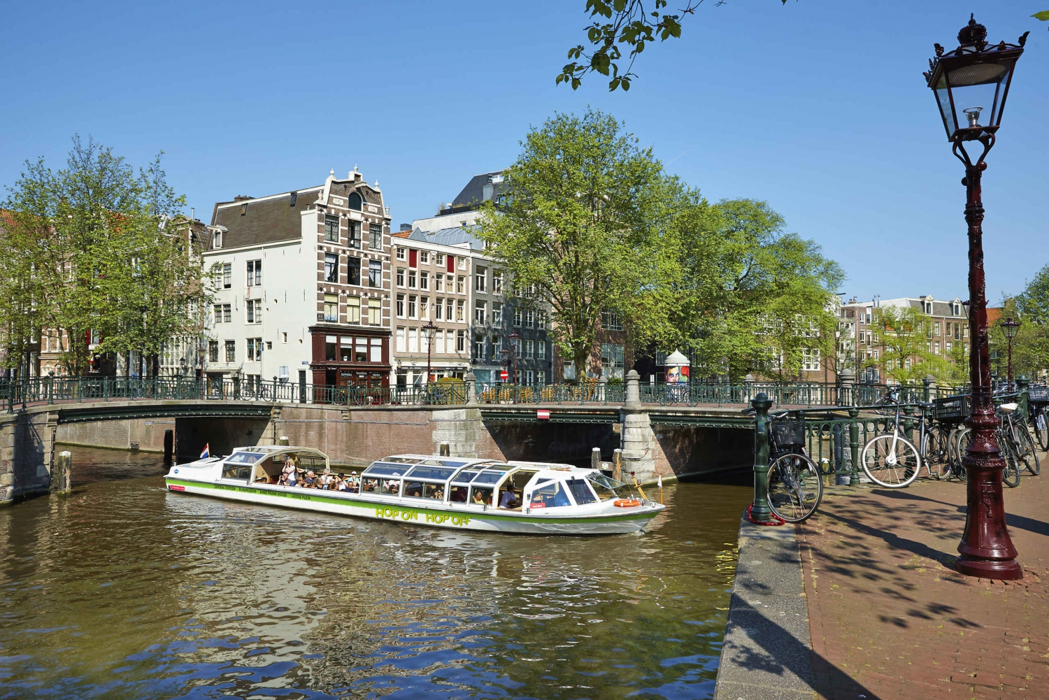 Amsterdam Hop-On Hop-Off Cruise